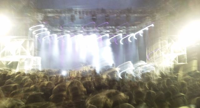 Electric Picnic - Slow Shutter Speed Stage