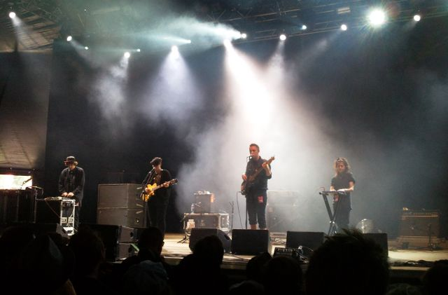 Electric Picnic - The XX