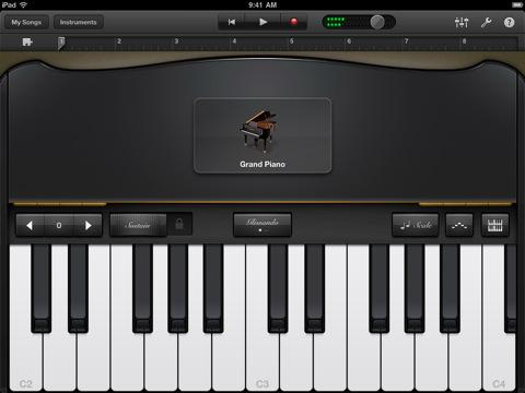 ipad-garageband-piano