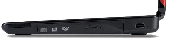 Dell Inspiron 15 Right Side