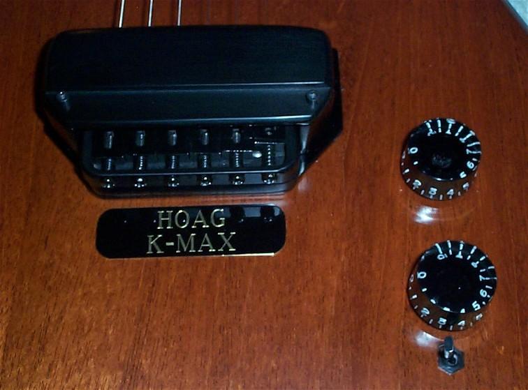 K-Max pickup