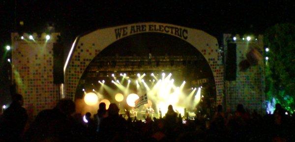 Electric Picnic - Sigur Ros